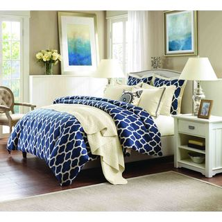 Hampton Hill Strathmore 7-piece Comforter Set