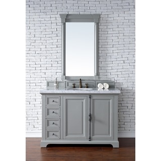 Providence Urban Grey 48-inch Single Vanity Cabinet