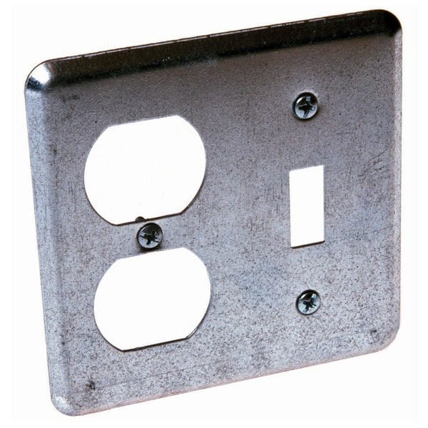 Raco 872 2 Device Switch Box Cover