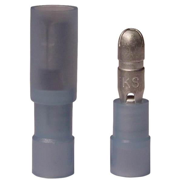 GB Gardner Bender 20-163P 16-14 Gauge Blue Terminal Bullet Splice 10-count