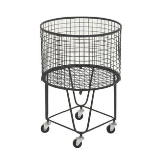 Amazing Metal Roll Storage Basket