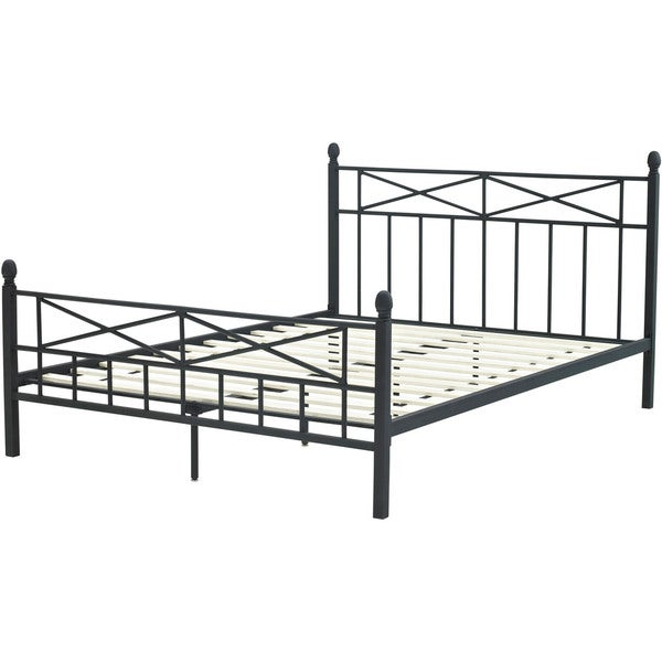 Hanover HBEDUPTN-TN Uptown Metal Full Bed