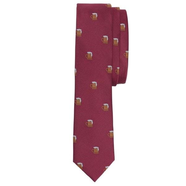 The Red Oktober Necktie