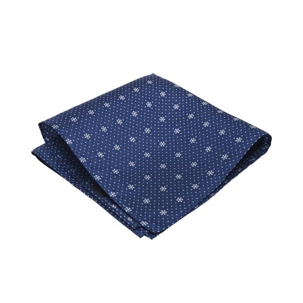 The Snowflake Effect Pocket Square