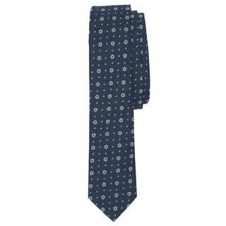 The Cool Blue Crisp Tie