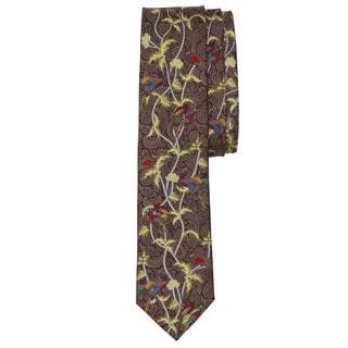 The Phall Pheasant Men's Necktie