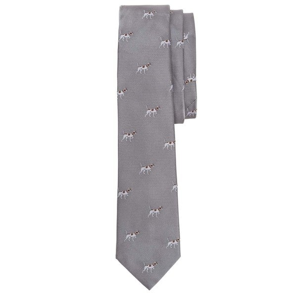 The Young Pup Men's Tie