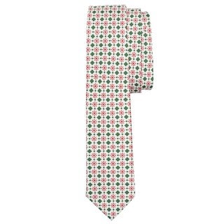 The Holly Folly Men's Tie
