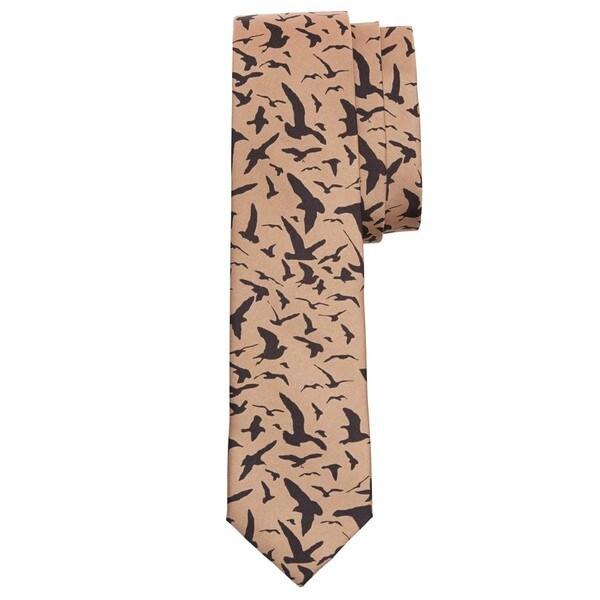 The Flight of the Flock Men's Tie