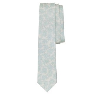 'The Floral Memento' Tie