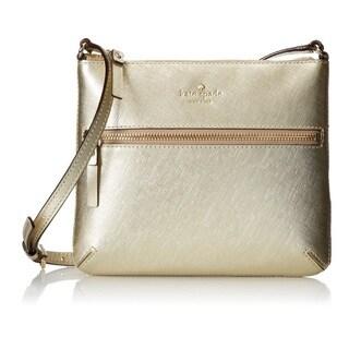Kate Spade New York Cedar Street Tenley Gold Crossbody Handbag