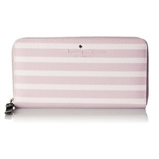 Kate Spade New York Fairmount Square Lacey Pink Blush/Cream Wallet