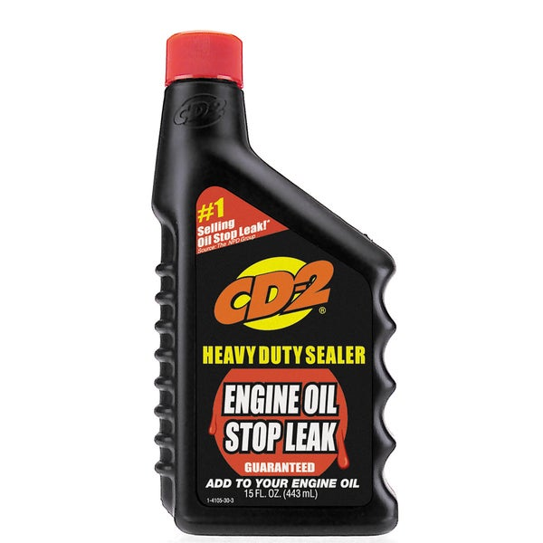 Cd 2 4105R 15-ounce CD-2 Heavy Duty Sealer Engine Oil Stop Leak