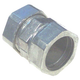 Halex 90222 0.75-inch EMT Compression Coupling