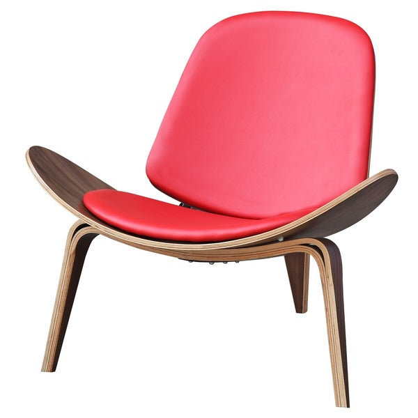 Red Shell Chair