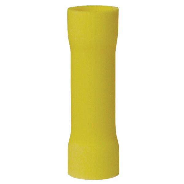 GB Gardner Bender 20-126 12-10 Gauge Yellow Butt Splice Connectors (Pack of 15)