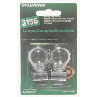 Sylvania 3156BP 2-count 3156 Park, Stop & Tail Lamps