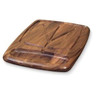 Ironwood Gourmet Acacia Wood Kansas City Carving Board