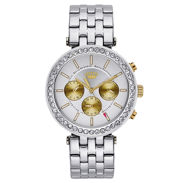 Juicy Couture Stainless Steel Watch
