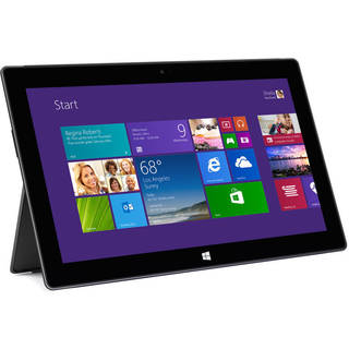 Microsoft Surface Pro 2 Dark Titanium 1.6GHz Intel Core i5 128GB HDD 4GB RAM Windows 8.1 Tablet PC