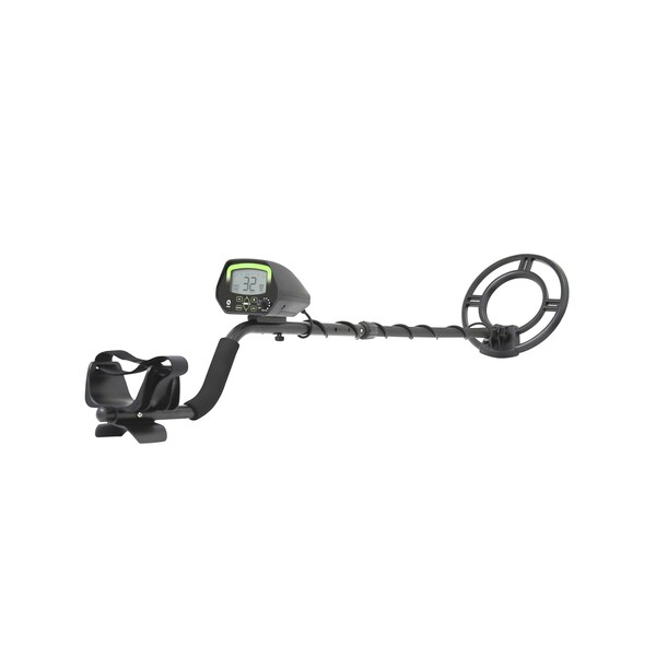 AAVIX AGT310 Smart Digital Pro Black Metal/Plastic Metal Detector With 4-in-1 Metal Shovel