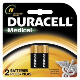 Duracell MN9100B2PK04 1.5 Volt Alakline Duracell Medical N Batteries 2-count