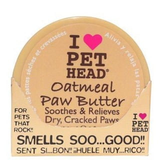 Pet Head Oatmeal Paw Shea Butter 2oz