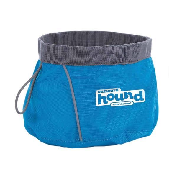 Outward Hound Medium Dog Port-A-Bowl 48oz.