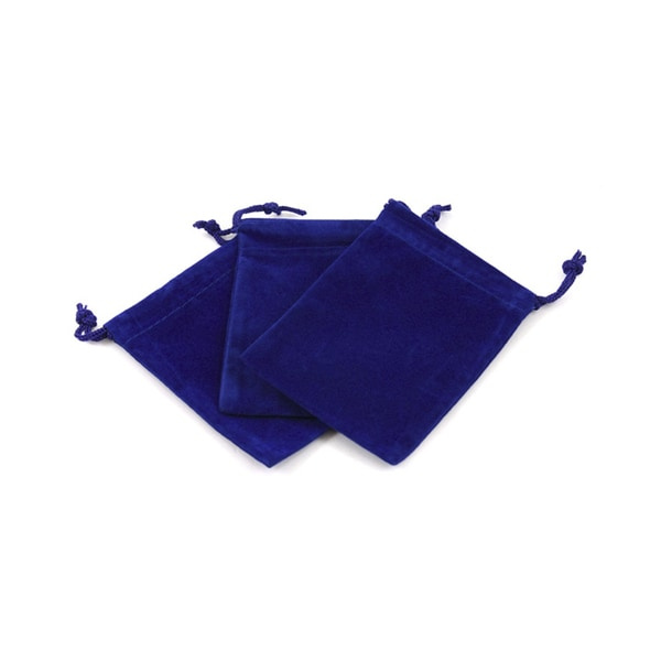 Royal Velour Large Gift Pouch Set of 3