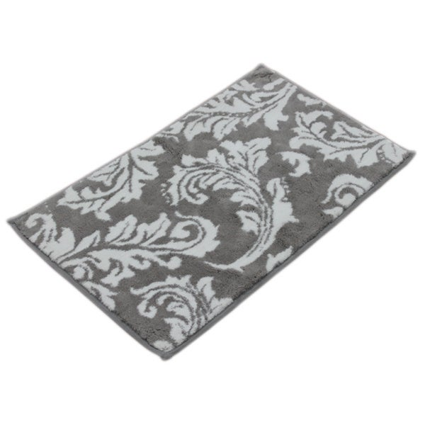 Belcourt Jacquard Bath Rug (21 inches x 34 inches)
