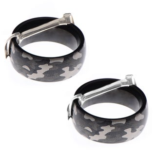 Men's Sizing Ring Guard Set of 2