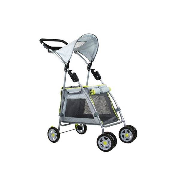 Outward Hound Walk N Roll Top Flap Dog Stroller