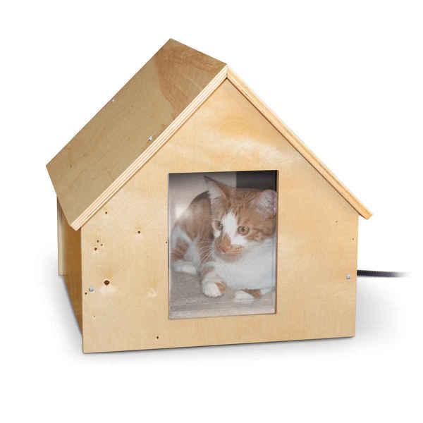 K&H Pet Products Birdwood Manor Cat House 18621357