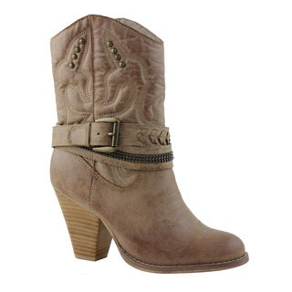 Celebrity NYC Women's Ruth Cowgirl Boots