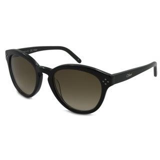 Chloe Women's CE630S Round Sunglasses