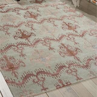 Nourison Silk Shadows Azuco Rug (8'6 x 11'6)