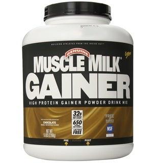 Cytosport 5-lb Muscle Milk Chocolate Gainer