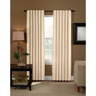Saville Solid Thermal Room-darkening Curtain Panel