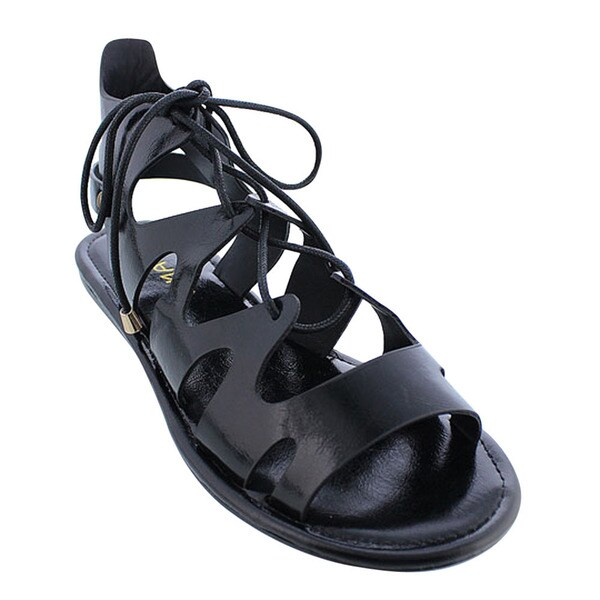Beston DB77 Gladiator Ankle Sandals