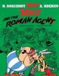Asterix and the Roman Agent (Hardcover)