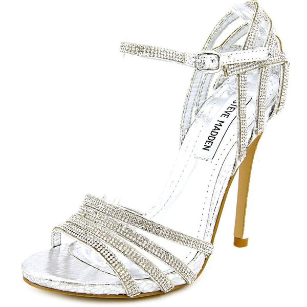 Steve Madden Women's 'Cagged' Synthetic Sandals