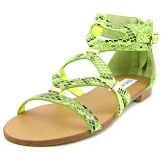 Steve Madden Women's 'Comma' Faux Leather Sandals