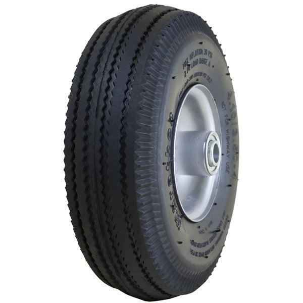 Marathon Industries 20010 4-inch Pneumatic Tire & Tube On Steel Rim