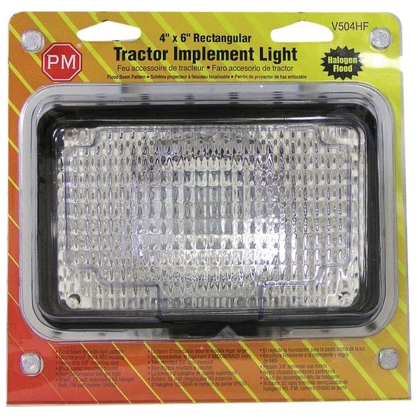 PM V504HF 4-inch X 6-inch Tractor & Work Light