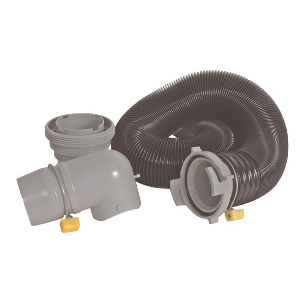 Camco 39551 Ready-To-Use Easy Slip RV Sewer Kit