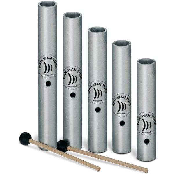 Schlagwerk WT5 Wah-Wah Tube 5-Piece Set (pentatonic scale: F2, G2, A2, C3, D3)