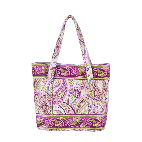Salinas Large Quilted Tote Bag