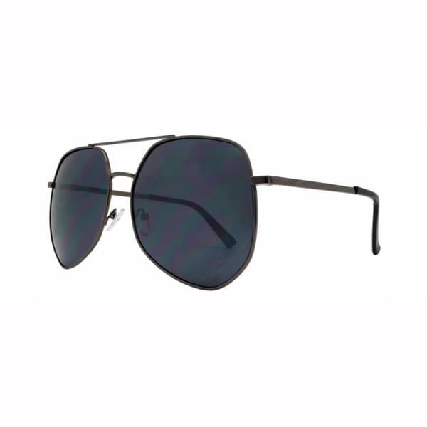 Epic Eyewear Oversized Geo Frame Fashion Aviator Sunglasses UV400