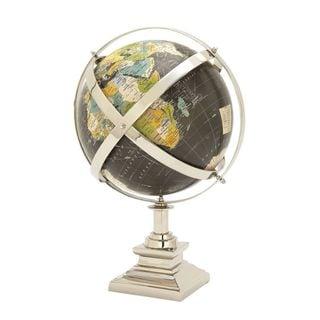 Elegant Aluminum Globe