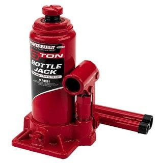 Powerbuilt 640911 6-ton Bottle Jack